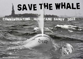 SANDY 2012: SAVE THE WHALE | by WilliamBanzai7/Colonel Flick