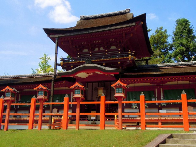 Kasuga Taisha Nara Shinto shrine  Flickr - Photo Sharing!