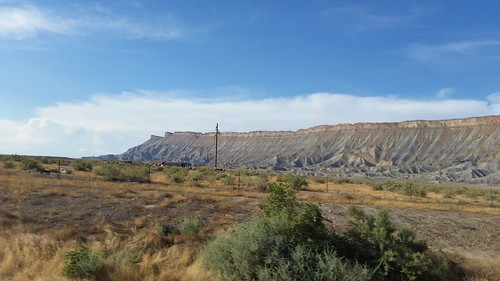 Mesa Near Grand Junction