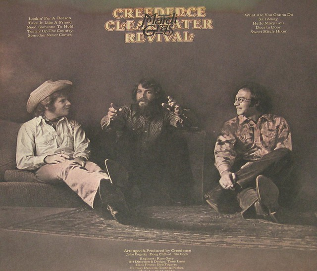 CCR Creedence Clearwater Revival Mardi Grass
