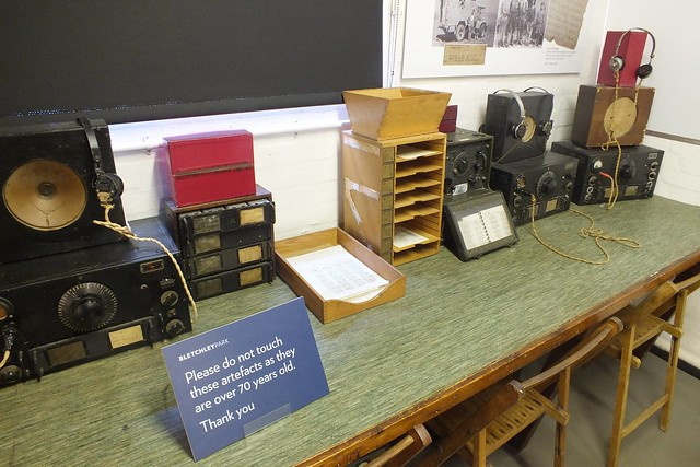 Visit to Bletchley Park