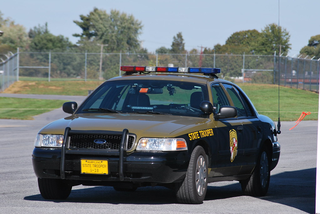 Maryland State Police 100 Spin Flickr