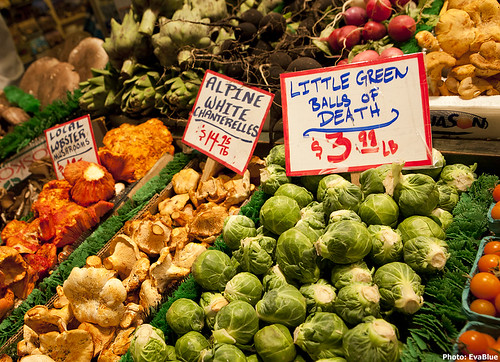 pike place market 3 | by Eva Blue