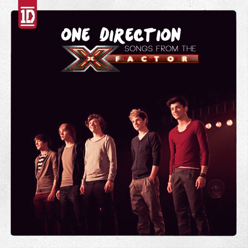 One Direction: Songs F...X Album Songs