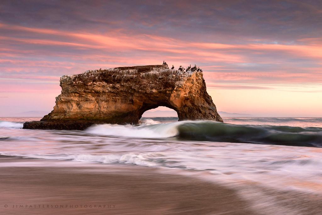 Forces at Work - Natural Bridges, Santa Cruz, California ...