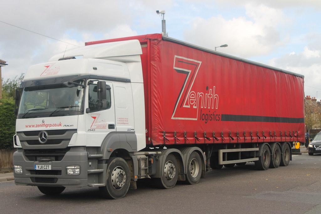 Zenith Global Logistics | JOC News |Zenith Logistics