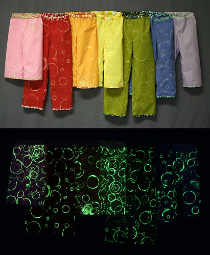 Glow in the Dark PJ pants! | by Mle BB