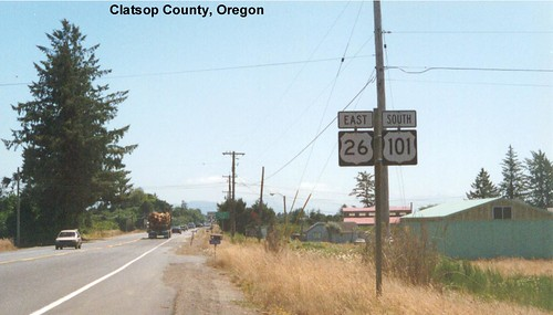 Clatsop County OR