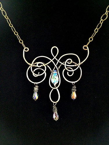 faerie fantasy pendant necklace this pendant necklace is. Black Bedroom Furniture Sets. Home Design Ideas