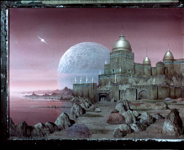 Rigel Vii Matte Painting Flickr Photo Sharing