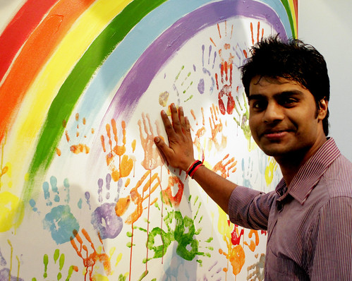 Handme the Rainbow: Celebrating LGBT Pride Month | by U.S. Embassy New Delhi