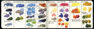 121031 My new palette revealed! | by Liz Steel Art