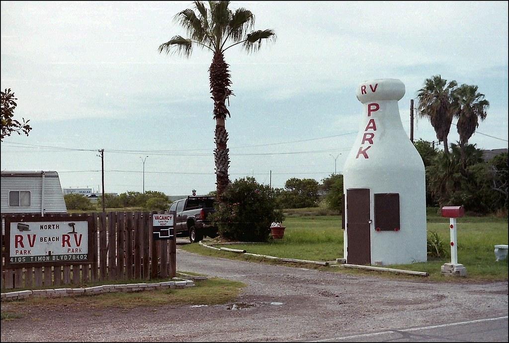 North Beach Rv Park Fl