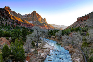 The Watchman, Zion National Park [Explore 01/22/13] | by Joe Parks