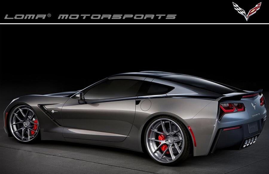Chevrolet Corvette C7 Stingray By Loma 174 Motorsports Flickr