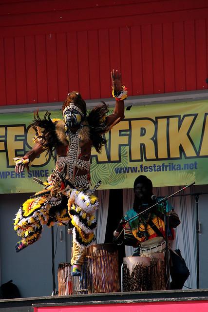 FEST AFRIKA 2016 Tuesday
