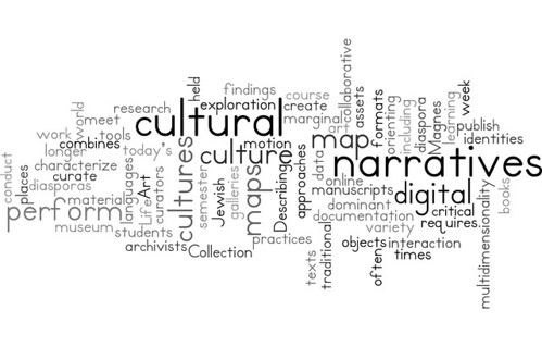 Mapping Diasporas | Wordle 4 | by spagnoloacht