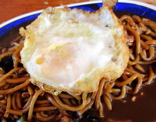 Friends Kopitian fried egg