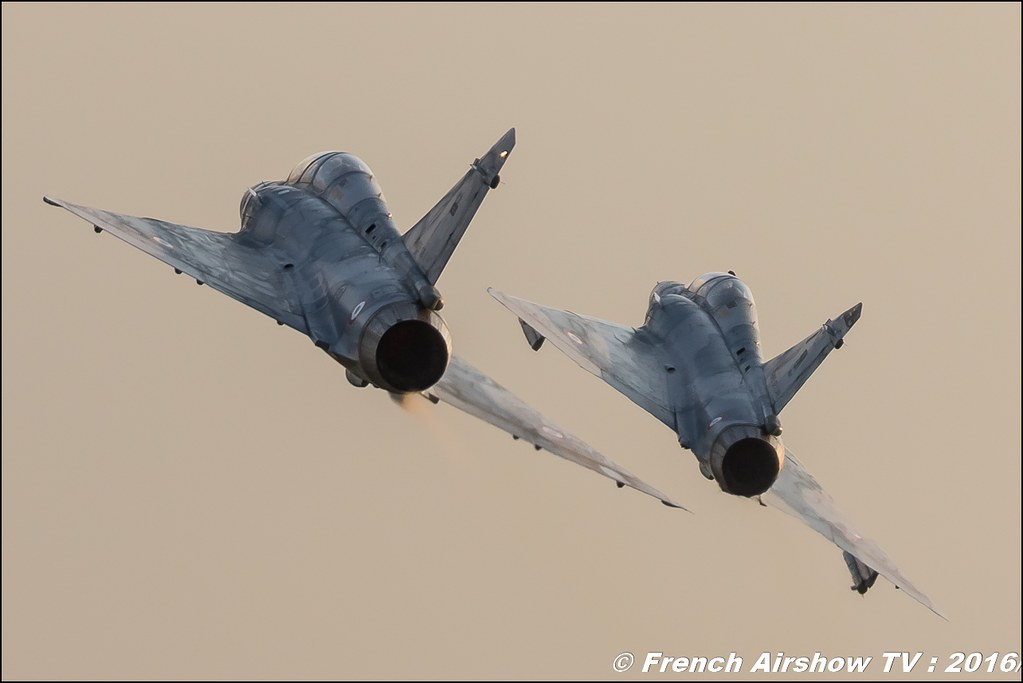 Mirage 2000 B , Dassault Aviation , Sunset , Escadron de chasse 2/5 Île-de-France ,22 ème meeting aérien international de Roanne , Meeting Aerien Roanne 2016, Meeting Aerien Roanne , ICAR Manifestations , meeting aerien roanne 2016 , , Meeting Aerien 2016 , Canon Reflex , EOS System