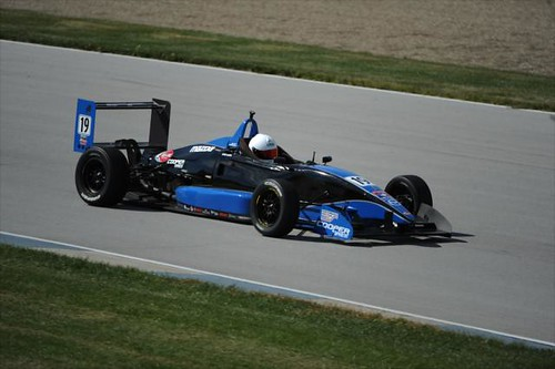 Senning Fielding at IMS | by indianapolismotorspeedway.com