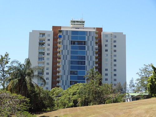 Iconic Torbreck Appartments At Highgate Hill Brisbane