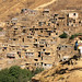 Mule and Berber Village, High Atlas Mountains, Morocco