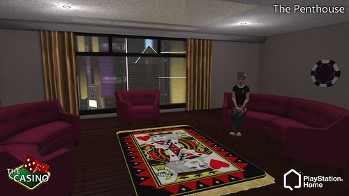 PlayStation Home: Penthouse Peek | by PlayStation.Blog