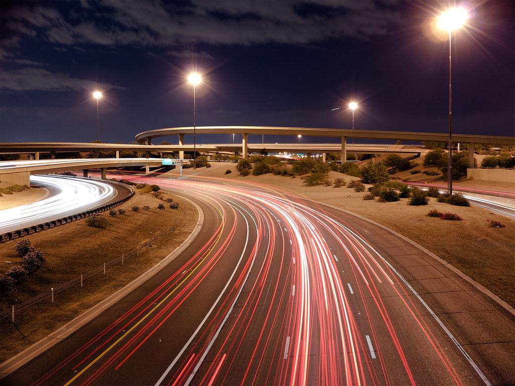 Quot Mini Stack Quot Interchange Of Interstate 10 Loop 202 And S
