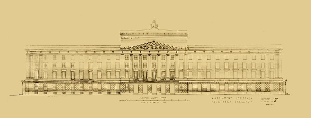 Parliament Buildings: Front Elevation Facing South | Flickr