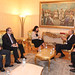 WIPO Director General Meets Albanian Officials