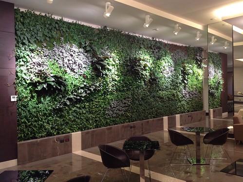 Klima hotel milano italy giardini verticali indoor - Hotel due giardini milan italy ...