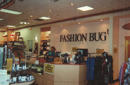 Fashion Bugged  Fashion Bug is closing all their stores, in