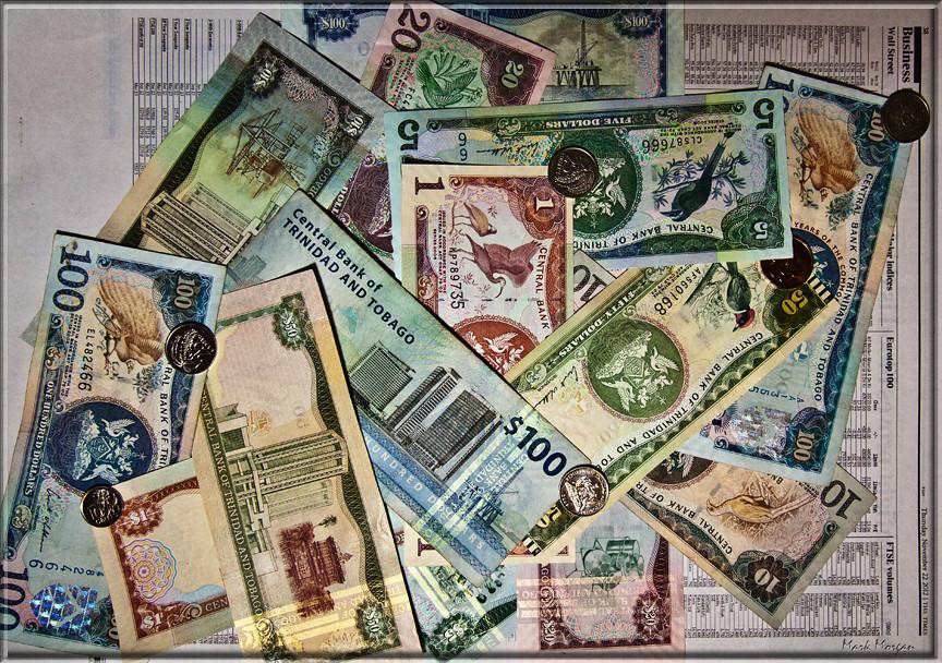 0139 Trinidad And Tobago Money I Had To Do A Photo For A