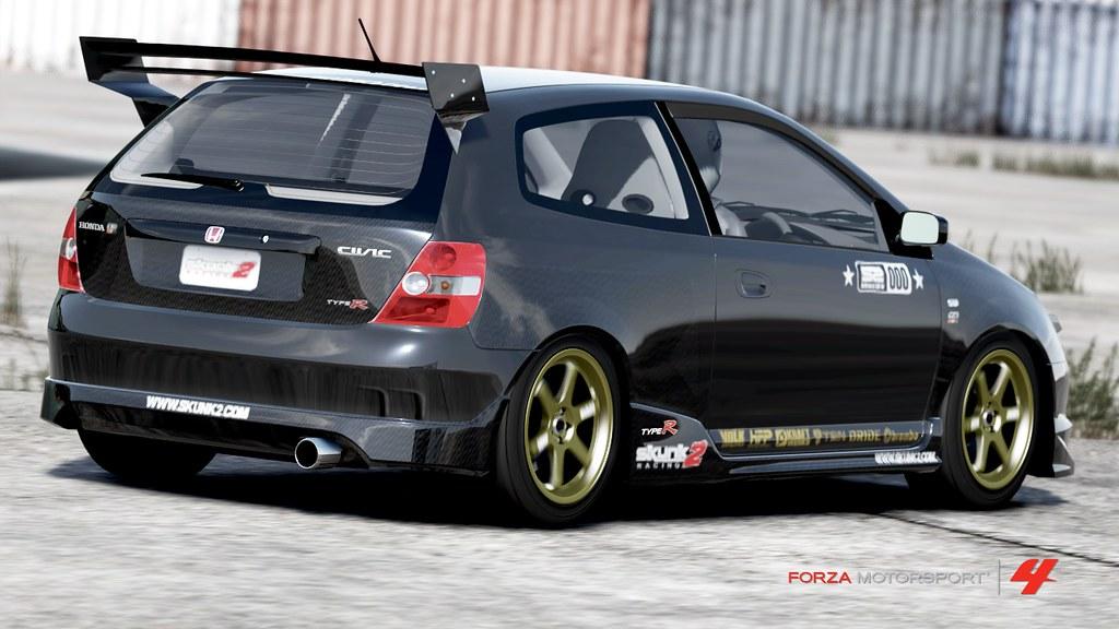 2013 White Honda Civic >> Honda Mugen Civic EP3 | Limited Edition... Win only... Inspi… | Flickr