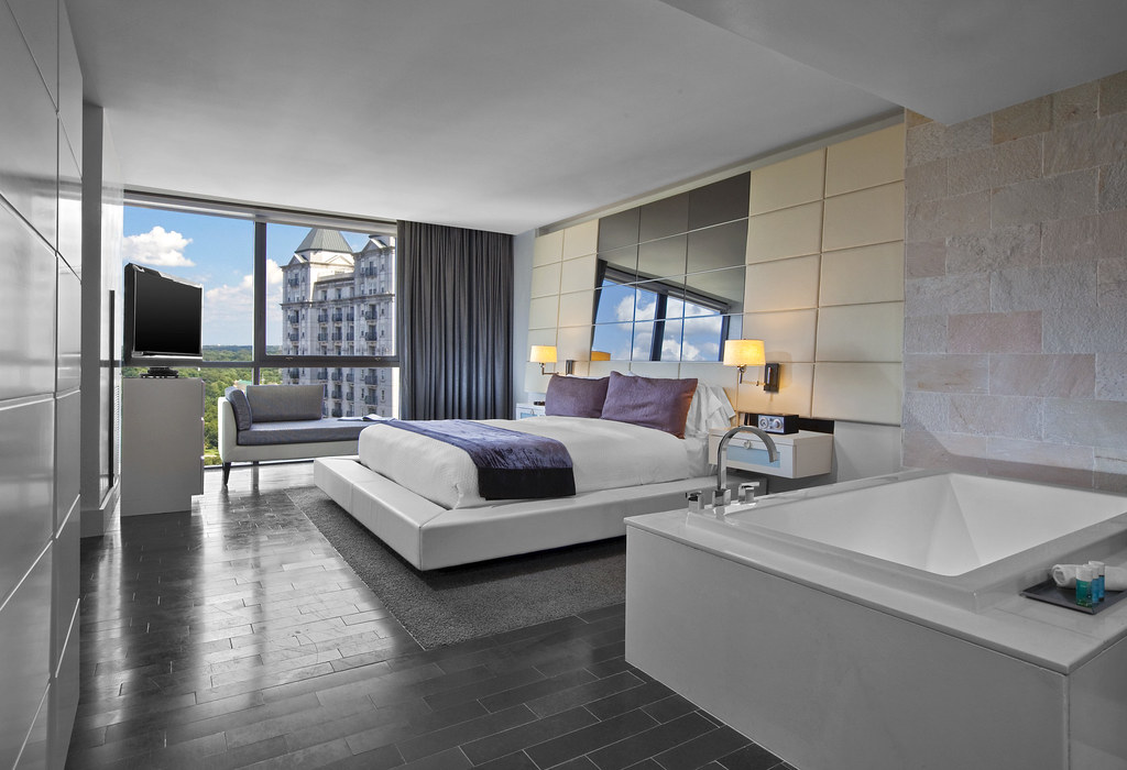 ... W Atlanta   Midtownu2014Guest Room   Marvelous Suite Guest Room | By W  Worldwide