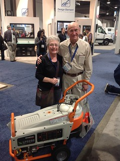 Generator winner day 2: Richard and his wife Judy from Michigan | by agadotorg