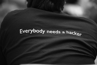 Everybody needs a hacker | by Alexandre Dulaunoy