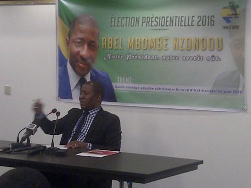 Abel Mbombe Nzoudou