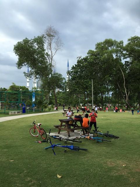 Merdeka Day @ The Park