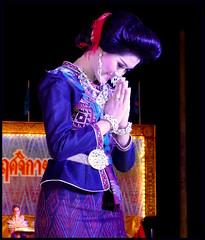 'Sawat dee Ka..'  ..'Beauty Contest.. 2012...'..  Kalasin,  Thailand