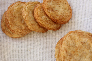 chai snickerdoodles 4 | by crumblycookie