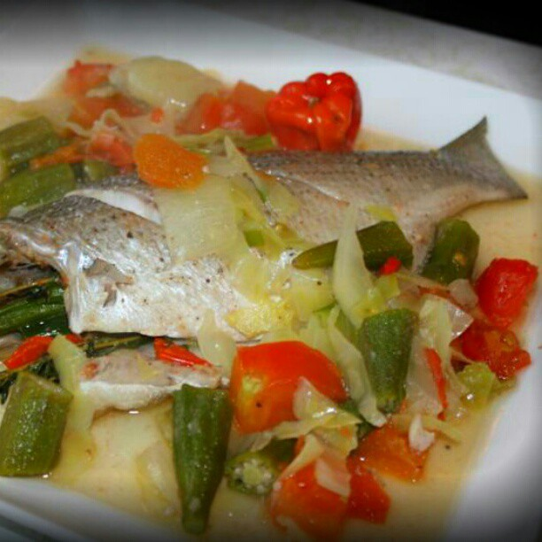 Steamedfish jamaican fish jamaica jamaican steamed fis for Jamaican steam fish