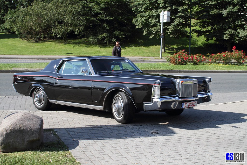 1968 1971 Lincoln Continental Mark Iii See More Car