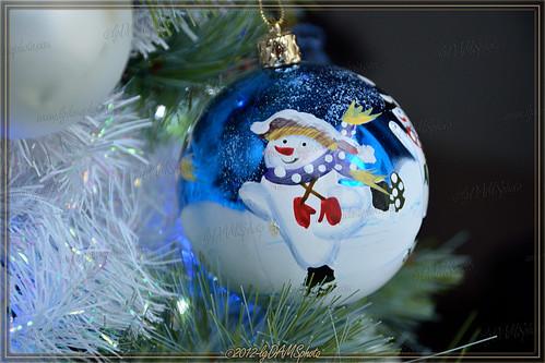 Bonhomme de neige snowman d coration de no l - Bonhomme de neige decoration exterieure ...
