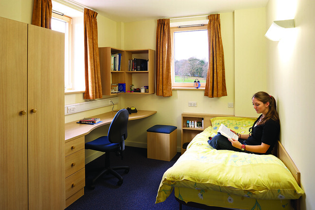Horton Room Swansea University Residences Flickr