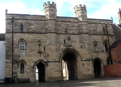 [12558] Lincoln Cathedral : Exchequer Gate | by Budby
