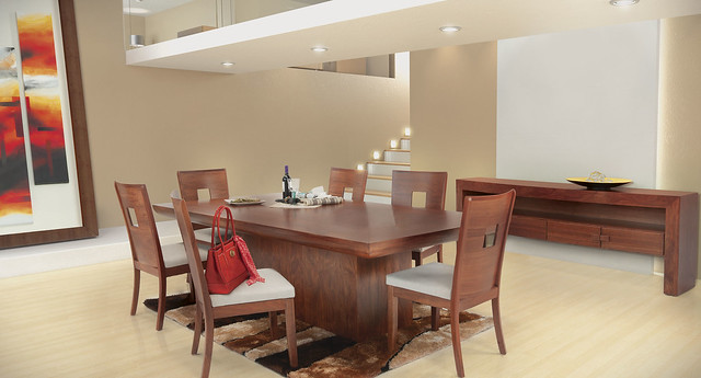 Comedor lit tzala placencia muebles flickr photo sharing for Catalogo comedores