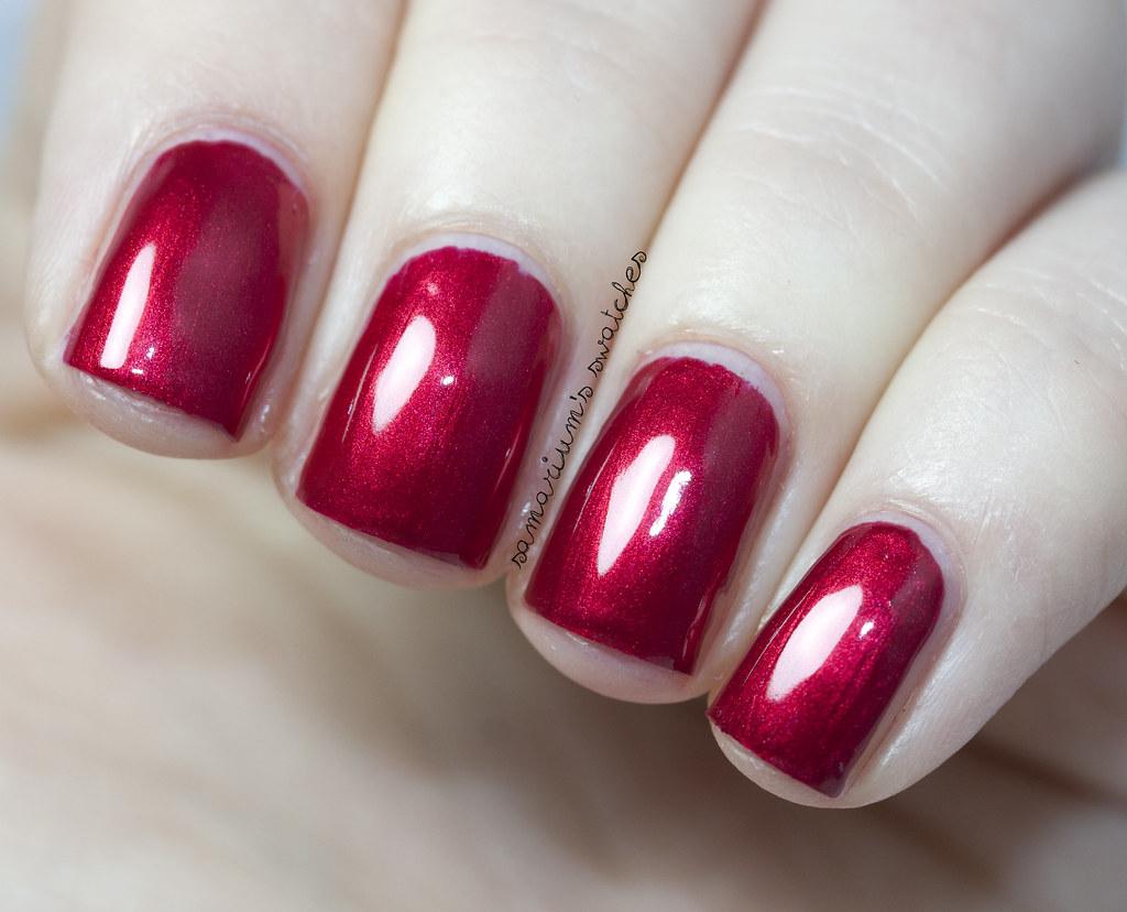 china glaze cranberry splash 8 sarah flickr