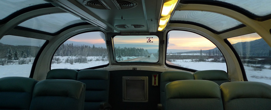 VIA Rail Dome Car | We...