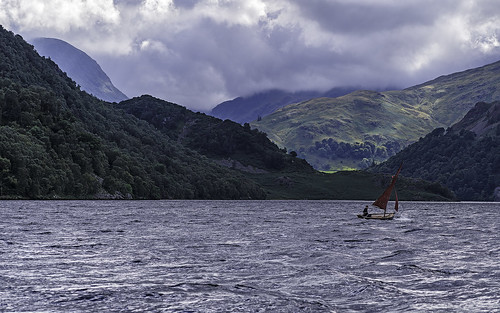 Afternoon on Ullswater 2 copy | by singingsnapper
